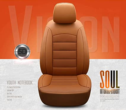 Excellent Amazon Com Autodecorun Custom Genuine Leather Leatherette Frankydiablos Diy Chair Ideas Frankydiabloscom