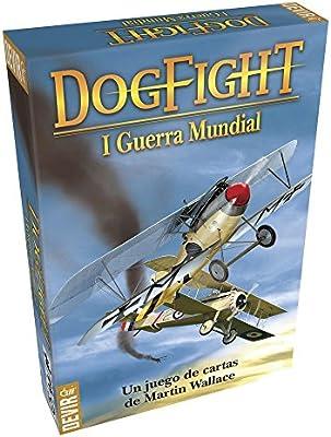Devir-48030 Dog Fight, Juego de Mesa en Castellano. (221831): Amazon.es: Juguetes y juegos
