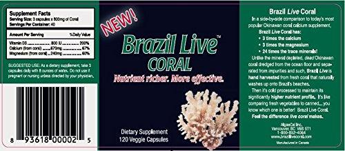 Best coral calcium supplement cold press brazil live calcium