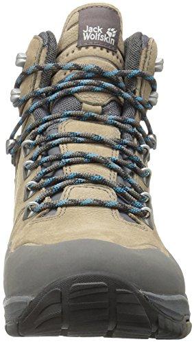 Jack Wolfskin Femmes Altiplano Prime Texapore Mid-w Chaussures De Randonnée Siltstone