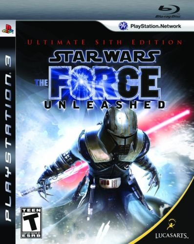 PLAYSTATION 3 PS3 STAR WARS THE FORCE UNLEASHED ULTIMATE SITH EDITION BRAND NEW