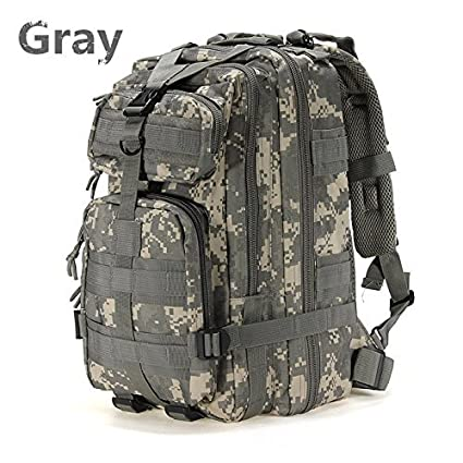 Image Unavailable. Image not available for. Color  Wyhui New Nylon  Waterproof Outdoor Military Rucksacks Tactical Backpack Sports Camping  Hiking ... 0d0e26bce1af1