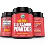 Your search for pure glutamine is finally over - when you purchase our No Bull L Glutamine Powder tub you will be getting the purest supplement money can buy. Therefore you get your perfect healthy body without compromising your health with the untes...