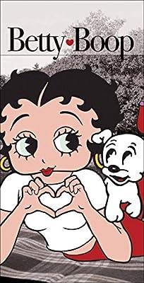Betty Boop Corazones Caja Del Teléfono
