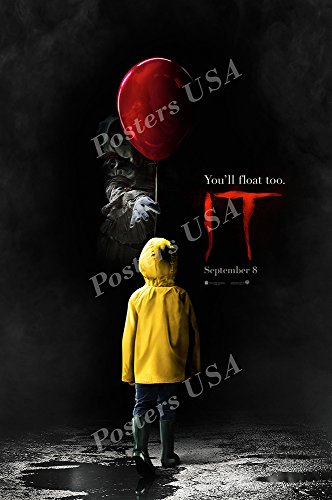 Posters USA - It 2017 Stephen King Movie Poster GLOSSY FINISH - FIL633 (16