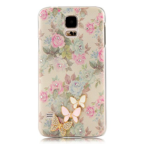 S5 Case Galaxy Handmade Butterfly product image