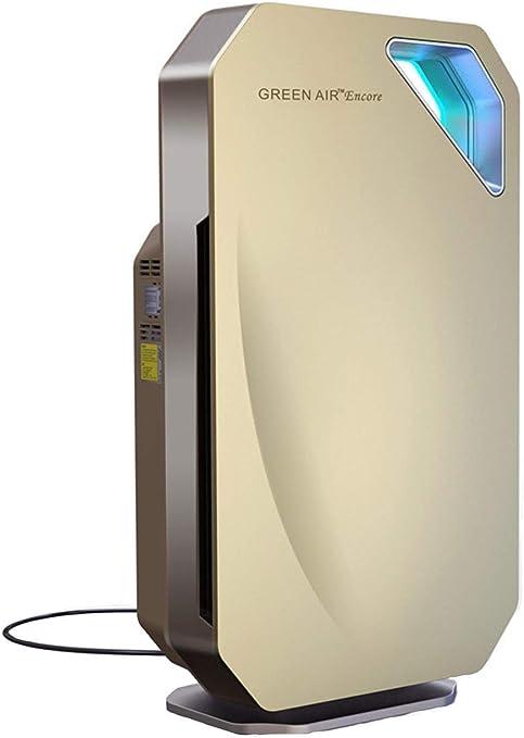 Green Air Encore HEPA y Filtro de Lucha contra el Olor purificador ...