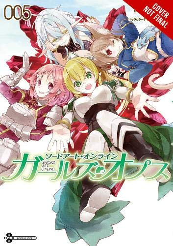 Sword Art Online: Girls' Ops, Vol. 5