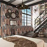 Bedroom Wallpaper Decor Vinyl Wallpaper Removable