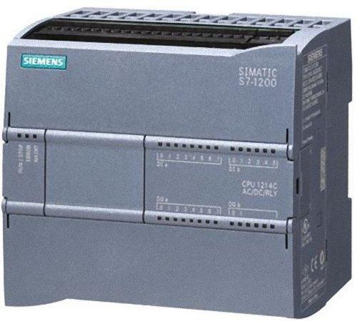 /1200/CPU 1214/Kontakte DC//DC//DC E//14/ED 24/V Dauerstrom 10SD Siemens ST70/