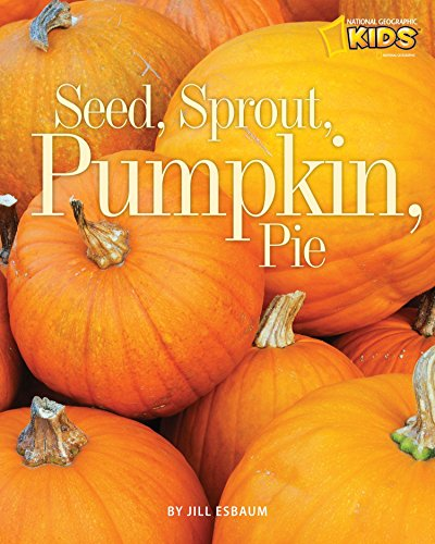 Seed, Sprout, Pumpkin, Pie follows Apples for Everyone in the Picture the Seasons series. This beautifully photographed picture book about everybody's favorite fall treat is sure to please kids both young and old. The glossy, festive images and livel...