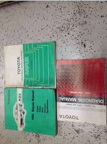 85 toyota pickup wiring diagram 1982 toyota pickup wiring diagram wiring diagram t4  1982 toyota pickup wiring diagram