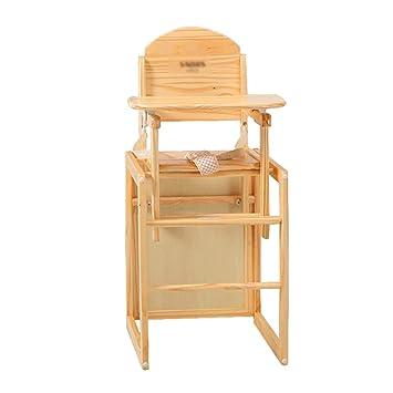 Bébé Pour Hautes Chaise Longue En Chaises Bois Multifonction oCWxderB