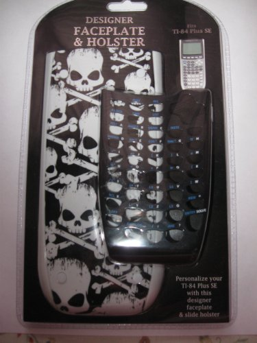 Designer Faceplate Holster Fits T1-84 Plus Se from Texas Instruments