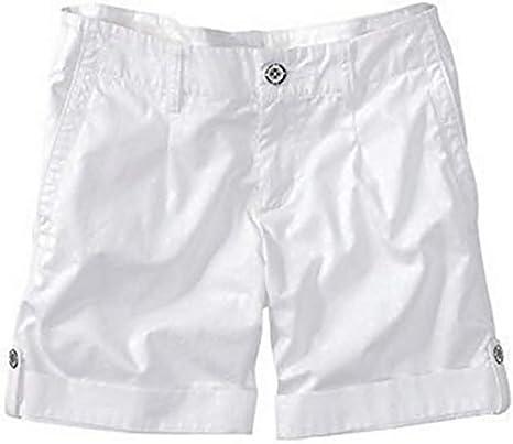 Shorts Chinohorts Mujer de Eddie Bauer - algodón, blanco, 100 ...