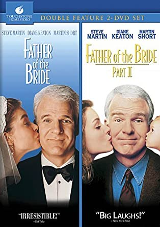 Amazoncom Father Of The Bridefather Of The Bride 2 2 Movie