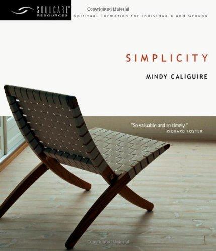 Simplicity (Soul Care Resources)
