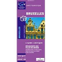 IGN EUROPE : BRUXELLES - BRUSSELS