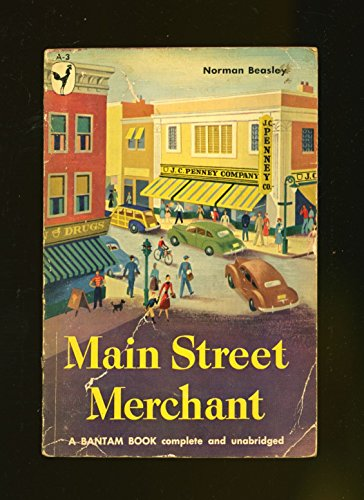 Main Street merchant;: The story of the J.C. Penney ()
