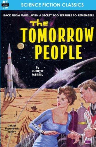 Read Online Tomorrow People, The pdf epub