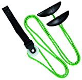Sammons Preston Original MSD Shoulder Rope Pulley - Green, Mount in Doorway, Prevent and Rehabilitate Shoulder Injuries, Increase Range of Motion (ROM), Stretching, For Use at Home or in Clinic,
