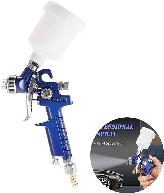 Air Brush Lackspraypistole Hvlp 1 0 Mm 120 Ml Baumarkt