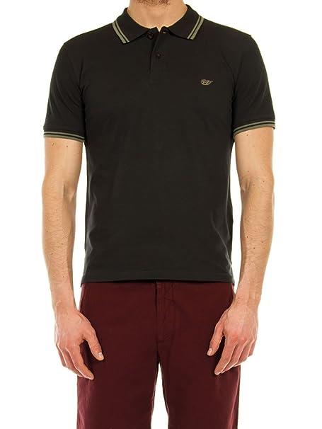 Carrera Jeans - Camiseta Tipo Polo para Hombre, Color Liso ES XXXL ...