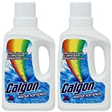 Calgon Liquid Water Softener, 32 Ounce (Pack of 2)