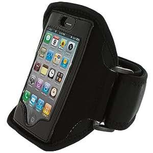 fashion case Black Armband Gym Sports Running Armband Case for Apple iPhone 5c