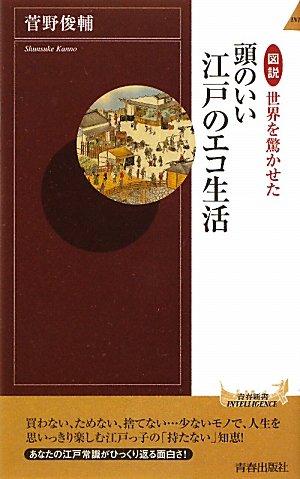 「世界を驚かせた 頭のいい江戸のエコ生活」