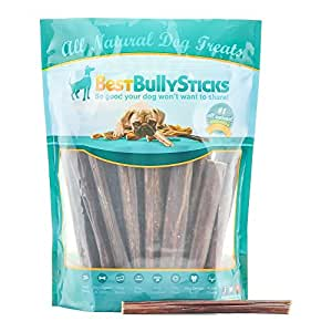 Amazon.com : Best Bully Sticks All Natural 6-Inch Beef