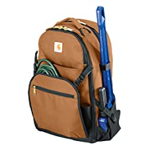 Carhartt Legacy Expandable-Front Tool Backpack, Carhartt Brown