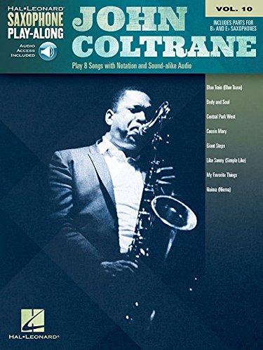 John Coltrane: Saxophone Play-Along Volume 10 ()