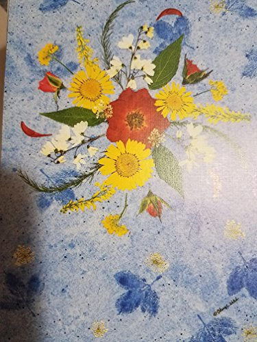 Petite Bouquet Borthday Card - Mom