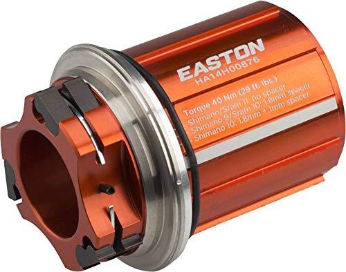 Cassette Freehub Body - Easton R4 Cassette Body Orange, Shimano/SRAM-11 Speed