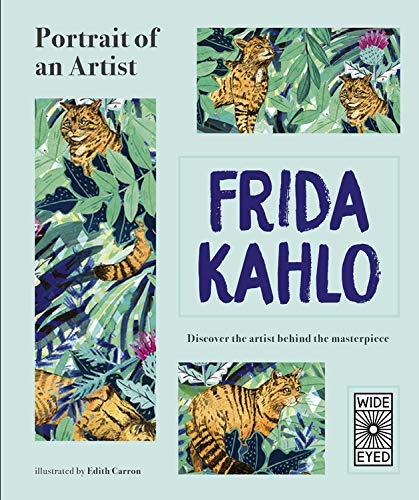 Used, Portrait of an Artist: Frida Kahlo for sale  Delivered anywhere in Canada