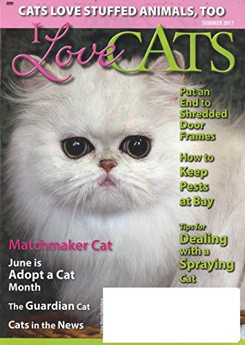 Best Price for I Love Cats Magazine Subscription