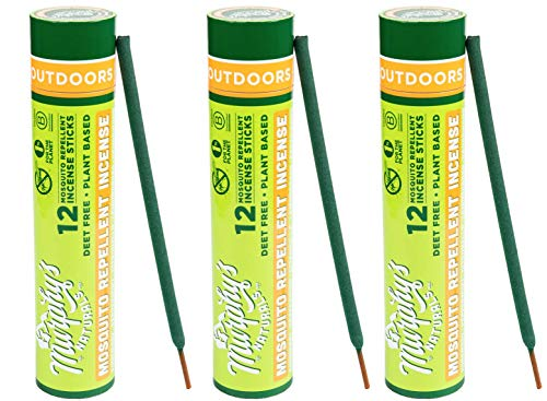 Murphy's Naturals Mosquito Repellent Sticks (All) (3, 12-Sticks)