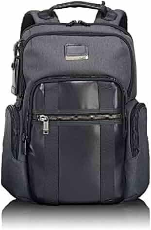 Tumi Men's Alpha Bravo Nellis Backpack, Anthracite, One Size
