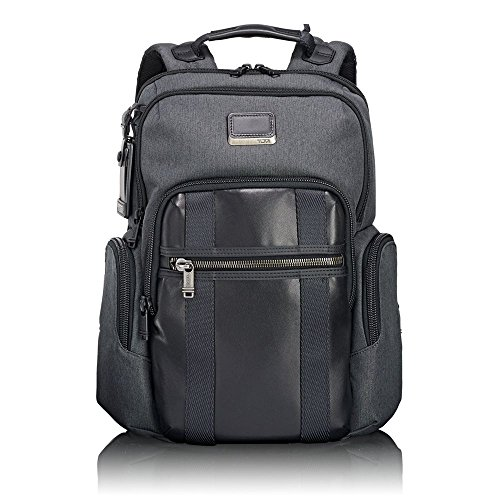 TUMI - Alpha Bravo Nellis Laptop Backpack - 15 Inch Computer Bag for Men and Women - Anthracite