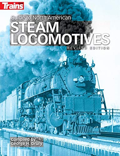Guide to North American Steam Locomotives - Old Steam Locomotives