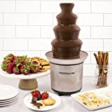 Nostalgia CFF986 32-Ounce Stainless Steel Chocolate
