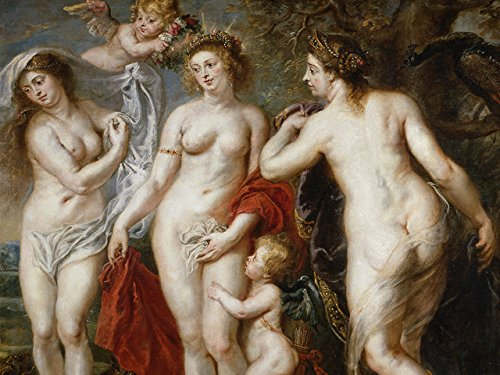 Complex Goddesses: Athena, Aphrodite, Hera -