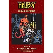 Hellboy - O Despertar do Demônio - Edição Histórica- Volume 02