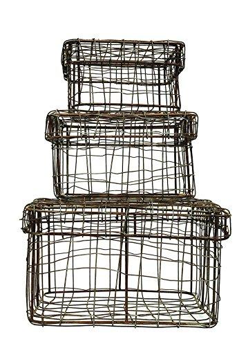 Iron Basket - 5