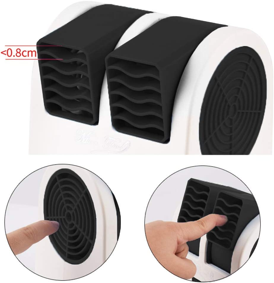 XINGKEJI Powered Mini Blower Fragrance Air-Conditioning Cooling Fan Computers CPU Fan Mini air Conditioning Chiller Low Noise Quiet Cooling