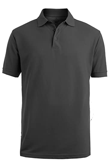 Edwards Big and Tall Soft Touch Pocket Pique Polo Shirt
