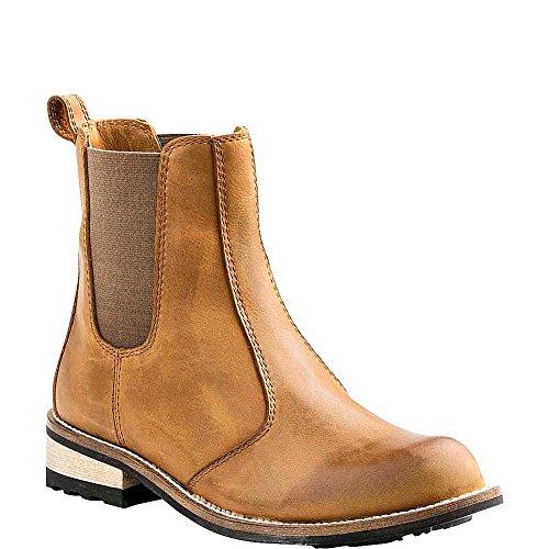 Kodiak ALMA 722210 Caramel/ Damen Winterschuhe Braun/ Wasserdichte Damenstiefel/ Chelsea Boot/ Damenstiefelette Caramel