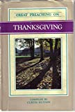 img - for Great Preaching on Thanksgiving: Volume VI book / textbook / text book