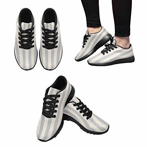 Scarpa Da Jogging Leggera Da Donna Running Running Leggera Easy Go Walking Comfort Sport Scarpe Da Corsa Motivo Geometrico Design Multi 1
